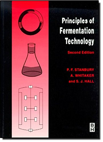 9780750645010: Principles of Fermentation Technology, Second Edition