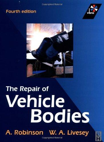 9780750645171: Repair of Vehicle Bodies