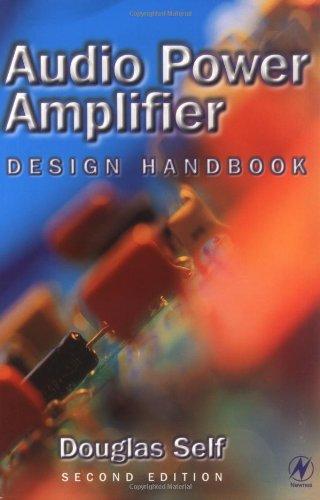 9780750645270: Audio Power Amplifier Design Handbook, Second Edition