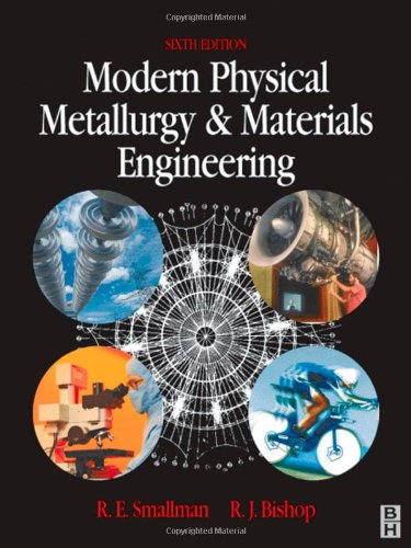 9780750645645: Modern Physical Metallurgy and Materials Engineering, Sixth Edition