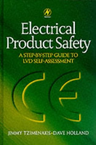 9780750646048: Electrical Product Safety: A Step-by-Step Guide to LVD Self Assessment
