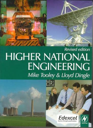 9780750646291: Higher National Engineering