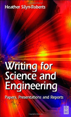 9780750646369: Writing for Science and Engineering: Papers, Presentations and Reports
