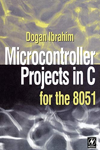 9780750646406: Microcontroller Projects in C for the 8051