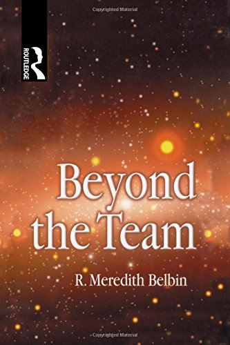 Beyond the Team (Signed by the author)
