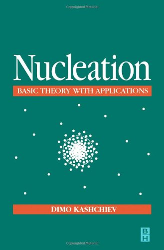 9780750646826: Nucleation