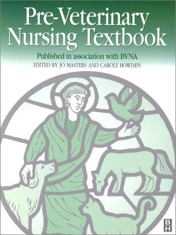 9780750646949: BVNA Pre-Veterinary Nursing Textbook
