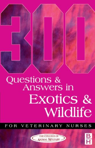 300 MCQs in Exotics & Wildlife for Veterinarians: CAW; Jamie Scott; Mary C. Townsend; Cooper; ...