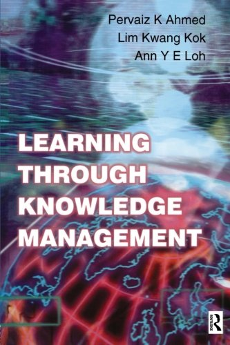 Learning Through Knowledge Management: Pervaiz K. Ahmed,