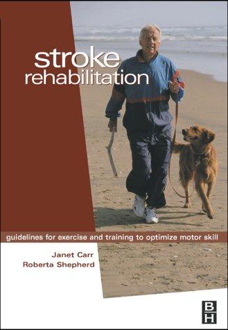 9780750647120: Stroke Rehabilitation