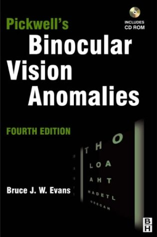 9780750647144: Pickwell's Binocular Vision Anomalies: Investigation and Treatment
