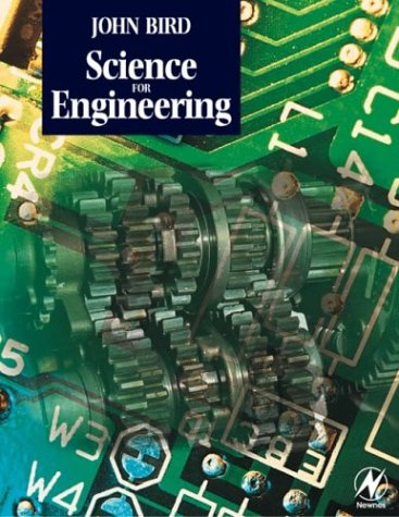 9780750647472: Science for Engineering, Second Edition