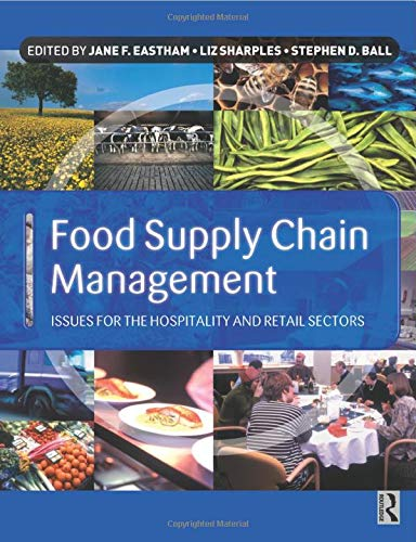 9780750647625: Food Supply Chain Management