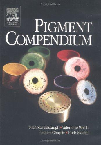 9780750647632: Pigment Compendium: CD-ROM