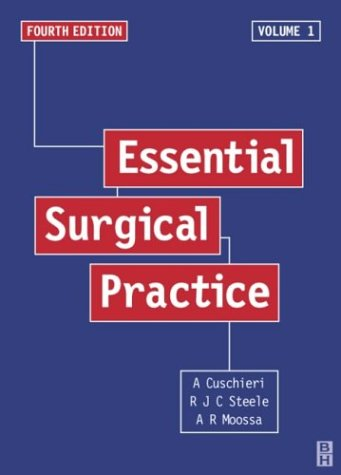 9780750647809: Essential Surgical Practice, 4Ed: Basic Surgical Training