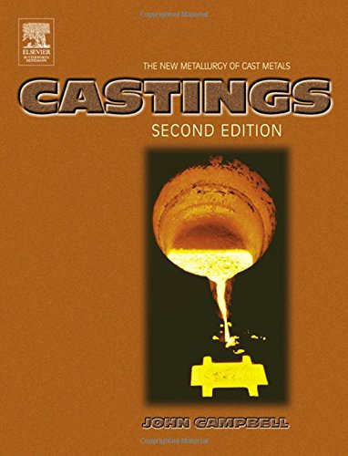 9780750647908: Castings, Second Edition
