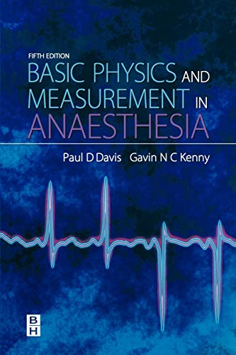 9780750648288: Basic Physics & Measurement in Anaesthesia, 5e