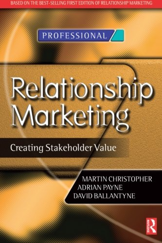 9780750648394: Relationship Marketing: Creating Stakeholder Value (Chartered Institute of Marketing)