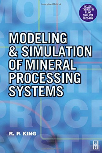 9780750648844: Modeling and Simulation of Mineral Processing Systems