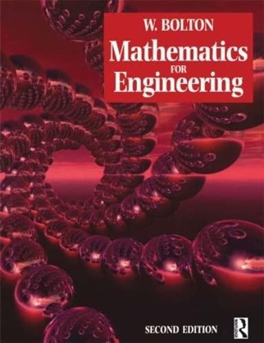 9780750649315: Mathematics for Engineering, 2nd ed