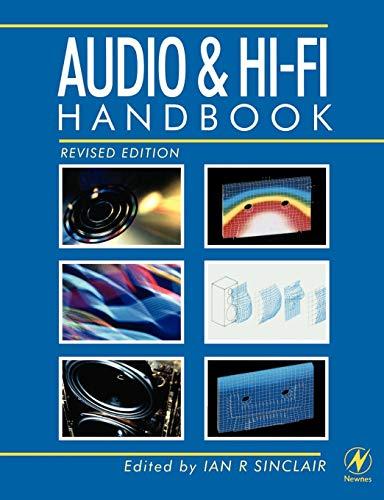 9780750649759: Audio and Hi-Fi Handbook