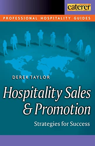 9780750649865: Hospitality Sales and Promotion (Professional Hospitality Guides)