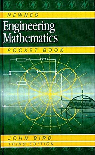 Newnes Engineering Mathematics Pocket Book, Third Edition: John Bird