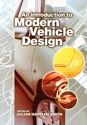 9780750650441: An Introduction to Modern Vehicle Design