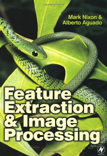 9780750650786: Feature Extraction and Image Processing