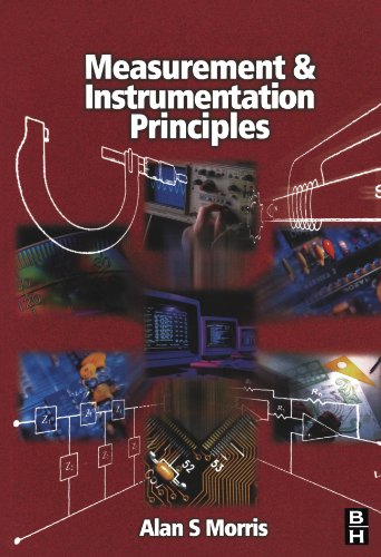 9780750650816: Measurement and Instrumentation Principles, Third Edition