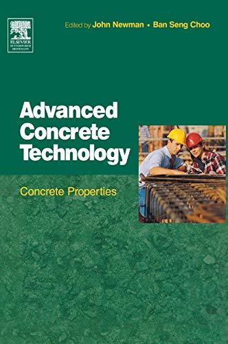 9780750651042: Advanced Concrete Technology 2: Concrete Properties