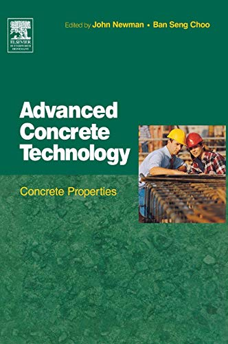 9780750651042: Advanced Concrete Technology 2: Concrete Properties