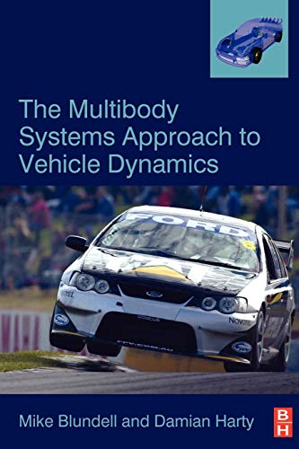 9780750651127: The Multibody Systems Approach to Vehicle Dynamics
