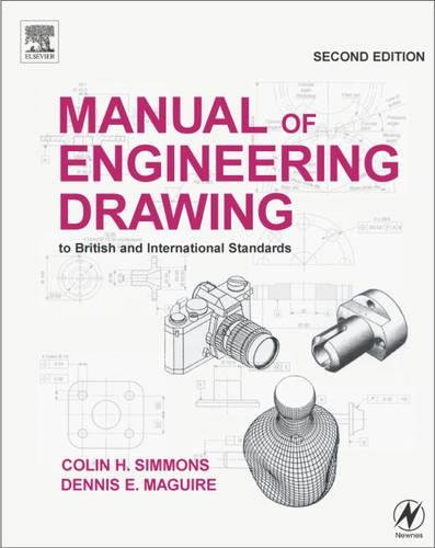 9780750651202: Manual of Engineering Drawing: to British and International Standards