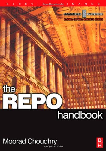 9780750651622: The REPO Handbook (Securities Institute Global Capital Markets)