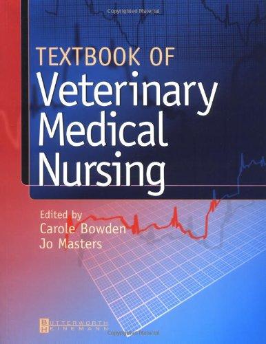 9780750651714: Textbook of Veterinary Medical Nursing, 1e