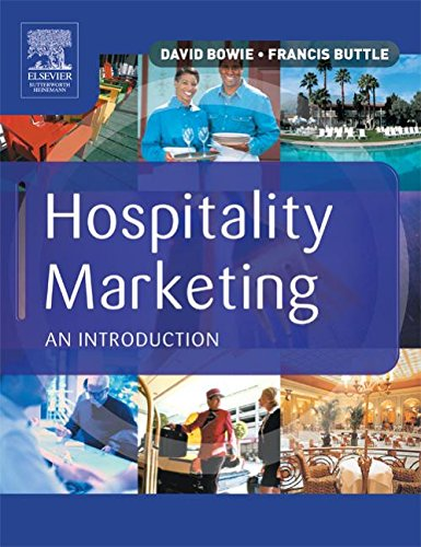 9780750652452: Hospitality Marketing: Principles and Practice: An Introduction