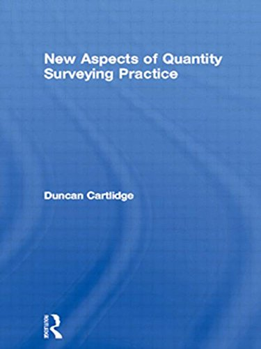 9780750652568: New Aspects of Quantity Surveying Practice