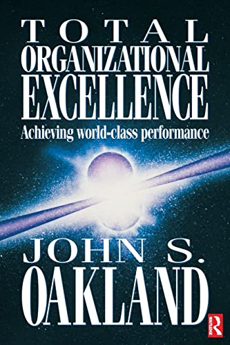 9780750652711: Total Organizational Excellence