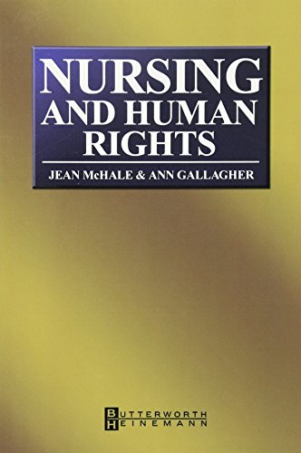 9780750652926: Nursing and Human Rights, 1e