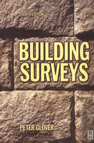 9780750653015: Building Surveys, Fourth Edition