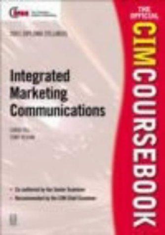 9780750653114: CIM Coursebook 01/02 Integrated Marketing Communications