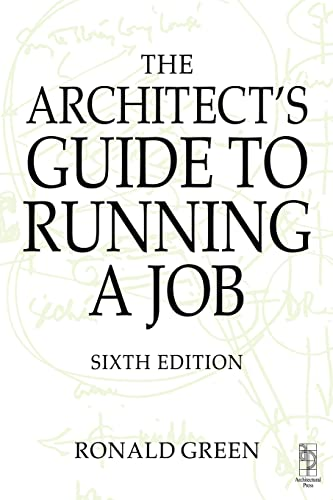 9780750653435: Architect's Guide to Running a Job