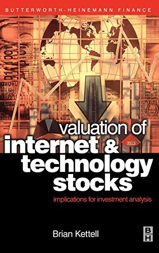 9780750653831: Valuation of Internet and Technology Stocks: Implications for Investment Analysis