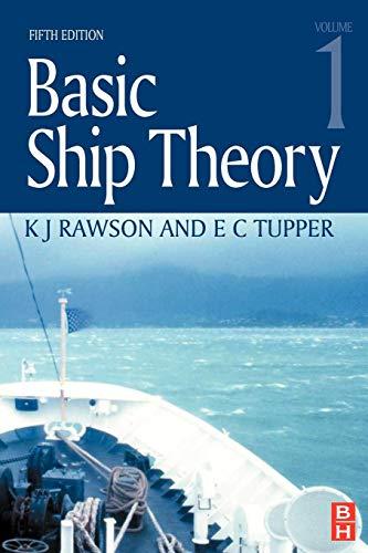 9780750653961: Basic Ship Theory Volume 1