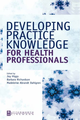 9780750654296: Developing Practice Knowledge for Health Professionals