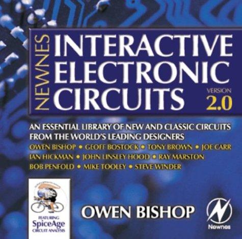 9780750654395: Newnes Interactive Electronic Circuits