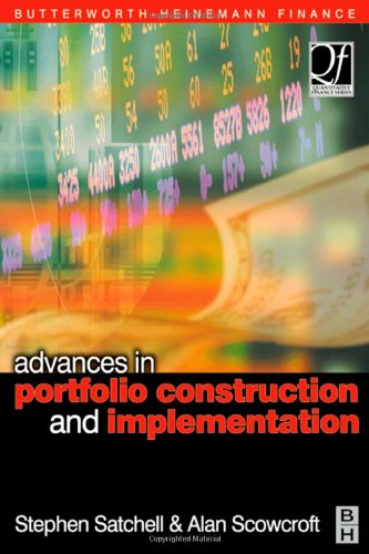 9780750654487: Advances in Portfolio Construction and Implementation (Quantitative Finance)