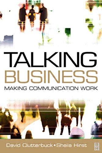9780750654999: Talking Business: Making Communication Work
