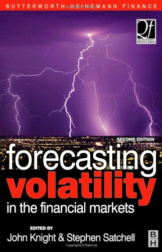 9780750655156: Forecasting Volatility in the Financial Markets, Second Edition (Quantitative Finance)